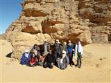 Randonnée désert avec le réceptif Algérie Tours