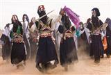 Trek, raid et randonnées dans le désert algérien grâce à l'agence de voyage Algérie Tours
